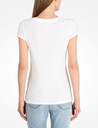 カモフラージュロゴTシャツ