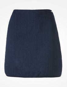 ARMANI EXCHANGE DIAMOND TEXTURED MINI SKIRT Skirt Woman b