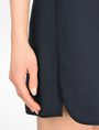 ARMANI EXCHANGE DIAMOND TEXTURED MINI SKIRT Skirt Woman e