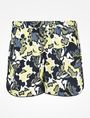 ARMANI EXCHANGE SATIN JOGGER SHORTS Shorts D b