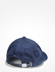 ARMANI EXCHANGE DENIM PATCH LOGO HAT Hat Man r