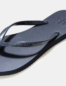 ARMANI EXCHANGE CLASSIC FLIP FLOPS Flip Flop D e