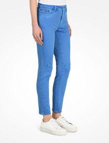 ARMANI EXCHANGE MOTO SUPER SKINNY JEANS Skinny jeans D d