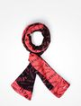 ARMANI EXCHANGE ALLOVER LOGO SCARF Scarf D f