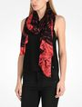 ARMANI EXCHANGE ALL OVER LOGO SCARF Scarf D r