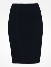 ARMANI EXCHANGE KNIT PENCIL SKIRT Skirt D b
