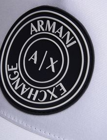 ARMANI EXCHANGE AX CIRCLE LOGO HAT Hat Man d