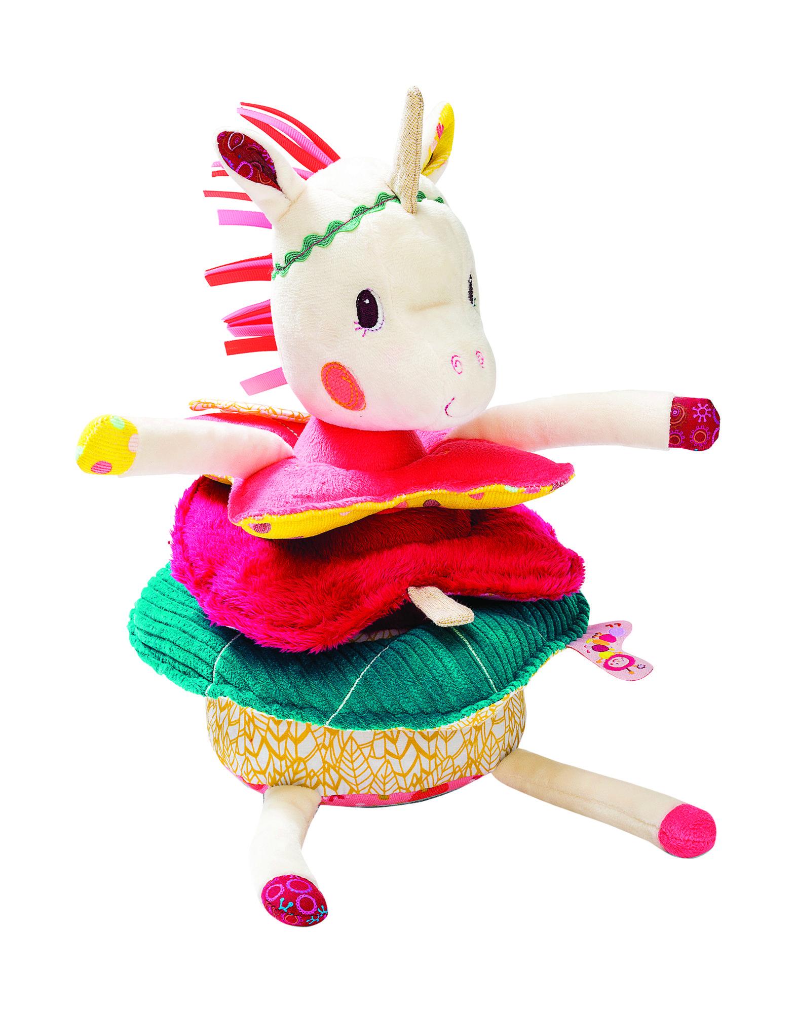 LILLIPUTIENS Игрушки для малышей lilliputiens курочка офелия музыкальная игрушка