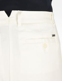 ARMANI EXCHANGE TAPERED LINEN TROUSERS Pant D e