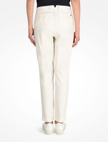 ARMANI EXCHANGE TAPERED LINEN TROUSERS Pant D r