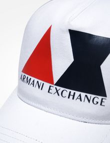 ARMANI EXCHANGE AX LOGO HAT Hat U d