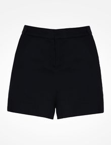 ARMANI EXCHANGE BUTTON FRONT LINEN SHORTS Shorts D b