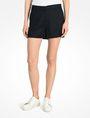 ARMANI EXCHANGE BUTTON FRONT LINEN SHORTS Shorts Woman f