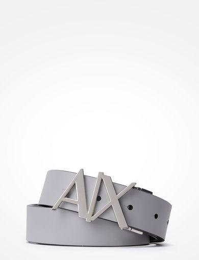 Armani Exchange AX HINGE BELT, Belt for Men | A|X Online Store