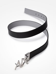 ARMANI EXCHANGE AX HINGE BELT Belt U d