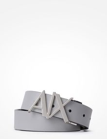 ARMANI EXCHANGE AX HINGE BELT Belt U f