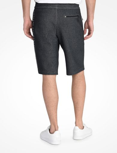REFLECTIVE LOGO SHORTS