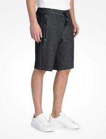 ARMANI EXCHANGE Fleece-Shorts Herren d