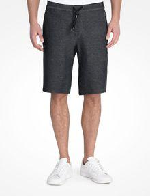 ARMANI EXCHANGE Fleece-Shorts Herren f