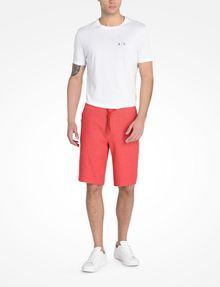 ARMANI EXCHANGE Fleece-Shorts Herren a