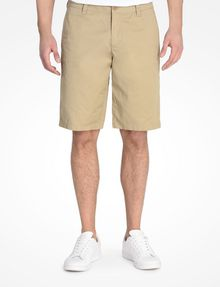 ARMANI EXCHANGE CLASSIC CHINO SHORTS Chino Short [*** pickupInStoreShippingNotGuaranteed_info ***] f