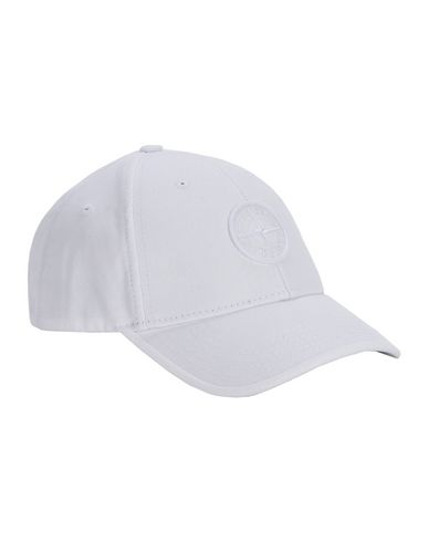 STONE ISLAND JUNIOR Cap Man 90265 f