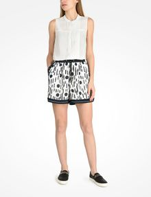 ARMANI EXCHANGE GEO PRINTED SHORTS Shorts D a
