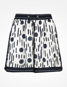 ARMANI EXCHANGE GEO PRINTED SHORTS Shorts Woman b