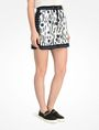ARMANI EXCHANGE GEO PRINTED SHORTS Shorts D d