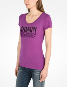 ARMANI EXCHANGE Logo-T-Shirt [*** pickupInStoreShipping_info ***] d