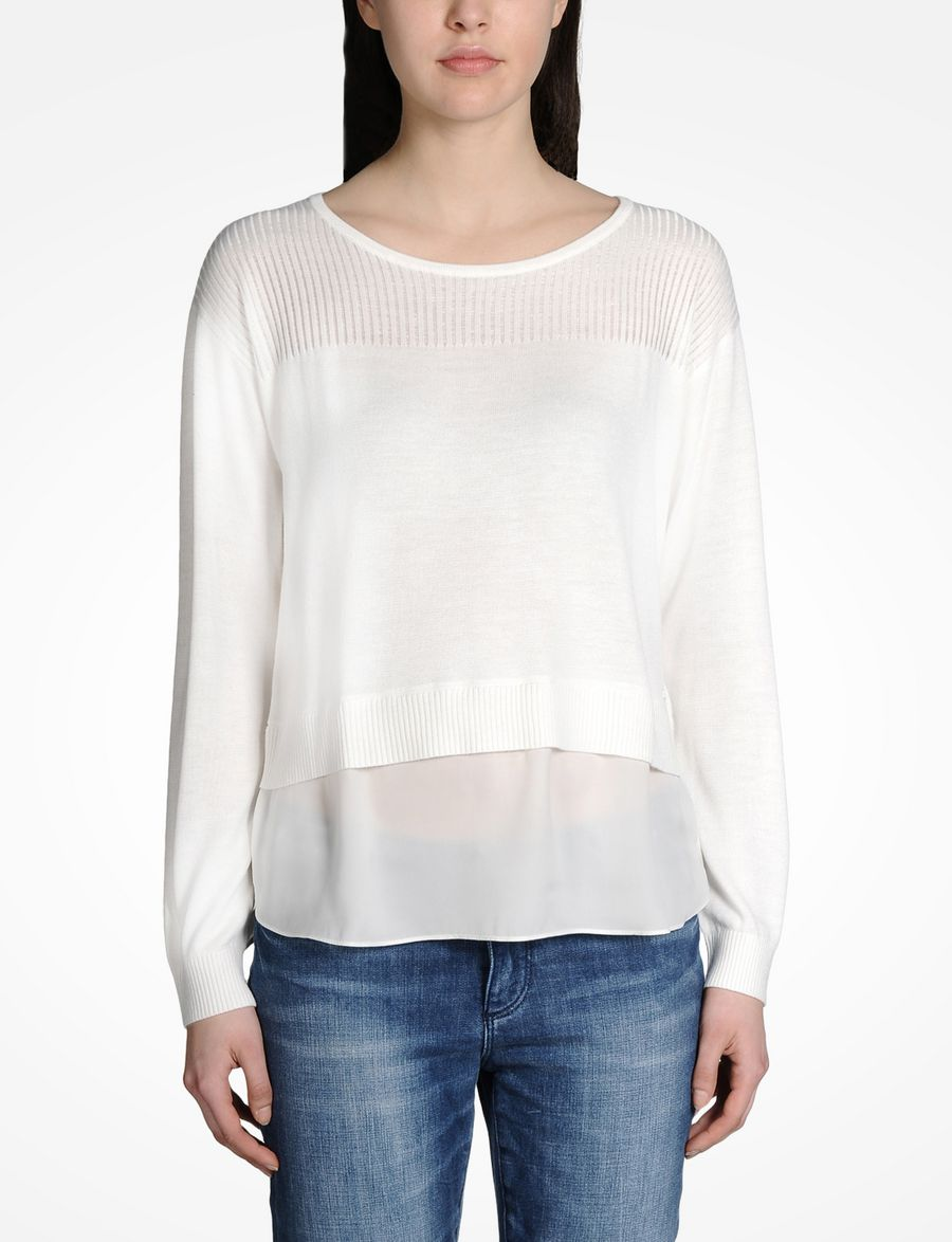Armani Exchange Women's Sweaters & Sweatshirts   A X Store