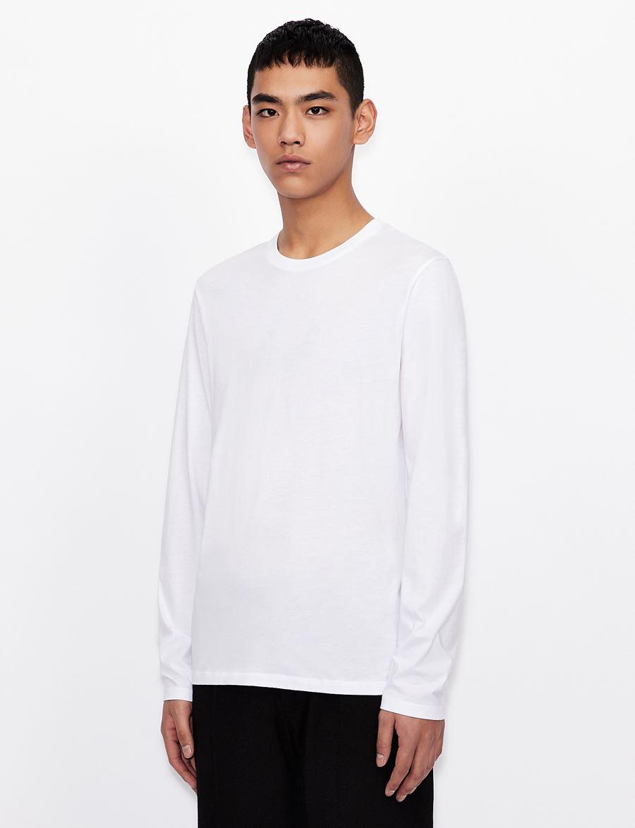 Armani Exchange Mens T Shirts Polos A X Store Tendencies Tshirt Neon Cross Hitam L White