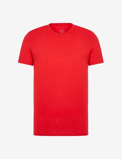 ARMANI EXCHANGE Pima-T-Shirt Herren R