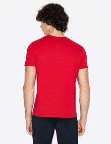 ARMANI EXCHANGE Pima-T-Shirt Herren e