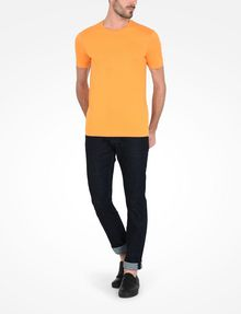 ARMANI EXCHANGE Pima-T-Shirt Herren a