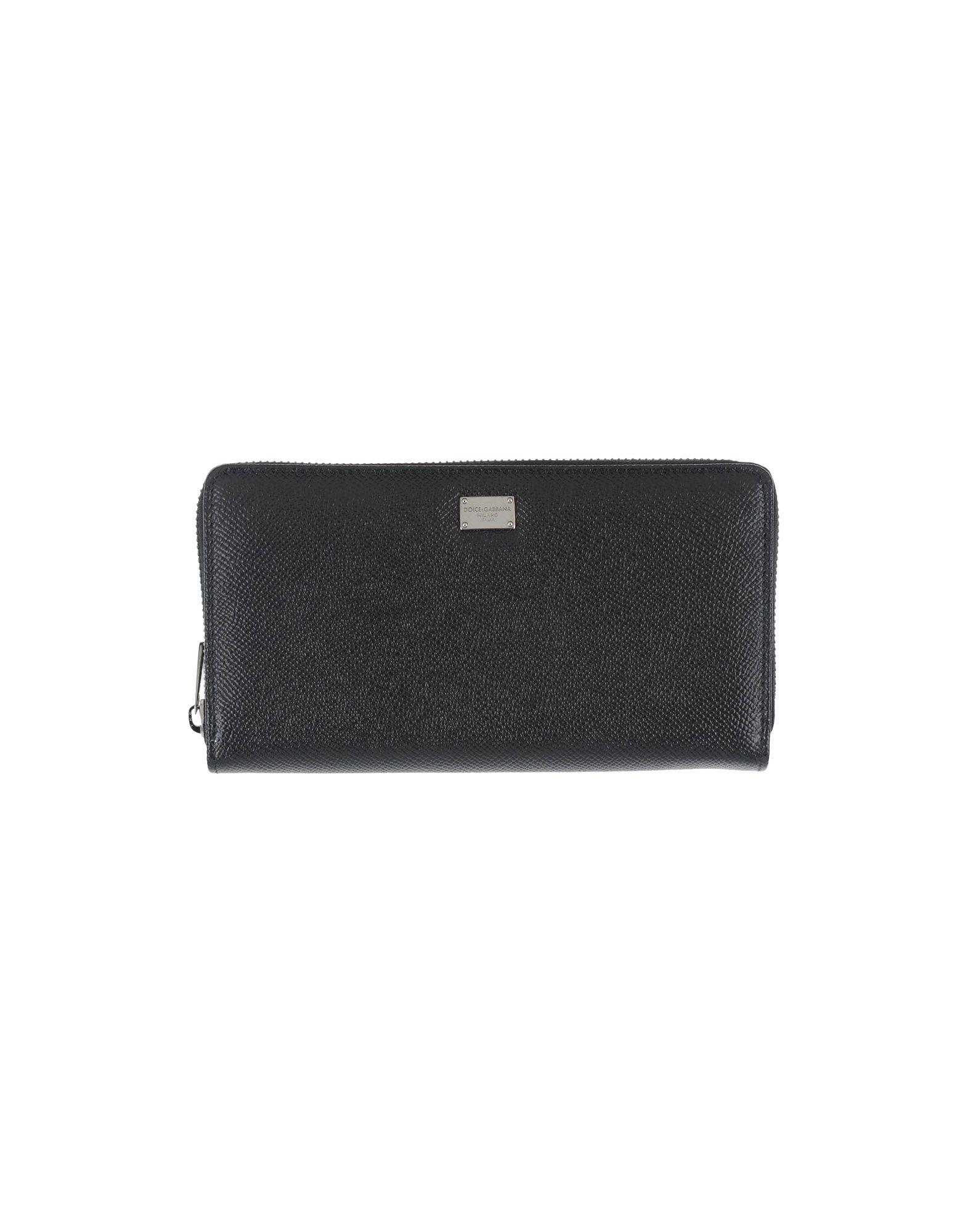 DOLCE & GABBANA Бумажник бумажник balenciaga 253054