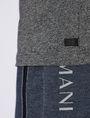 ARMANI EXCHANGE PIMA V-NECK T-SHIRT Pima-T-Shirt Herren b