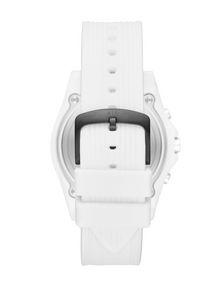 ARMANI EXCHANGE SMARTWATCH CONNECTED CON CINTURINO LOGATO Watch E r