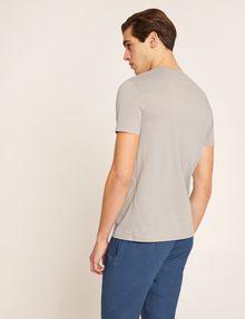 ARMANI EXCHANGE T-SHIRT AUS PIMA-BAUMWOLLE MIT V-AUSSCHNITT Basic-T-Shirt [*** pickupInStoreShippingNotGuaranteed_info ***] e