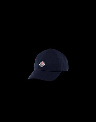 BASEBALL HAT Dark blue Kids 4-6 Years - Girl Woman