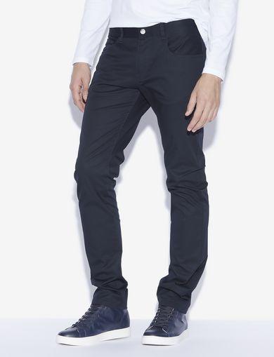 6e3fb7b4e64f Armani Exchange Pantalons Homme – Chino, jeans   Boutique A X France