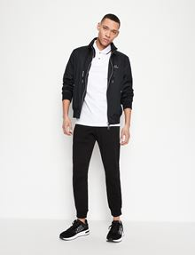 ARMANI EXCHANGE TIP COLLAR PIQUE POLO Kurzärmeliges Poloshirt Herren d