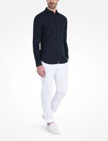 ARMANI EXCHANGE NON IRON SLIM DRESS SHIRT Langärmeliges Hemd Herren a