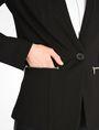 ARMANI EXCHANGE ZIPPER POCKET BLAZER Blazer Woman e