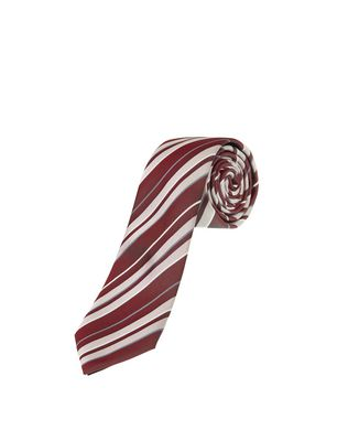 LANVIN RED CLUB TIE Tie U f