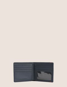 ARMANI EXCHANGE LOGO PLATE BILLFOLD Wallet Man r