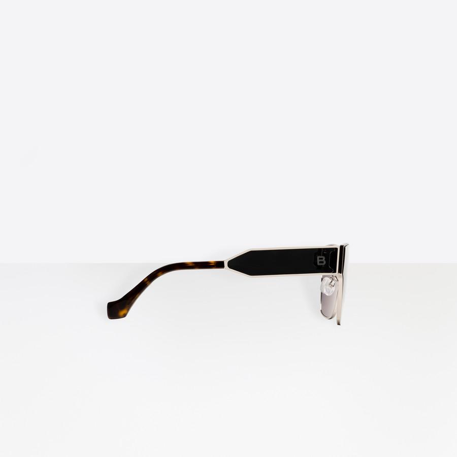 BALENCIAGA Geometric Sunglasses  Sunglasses D d
