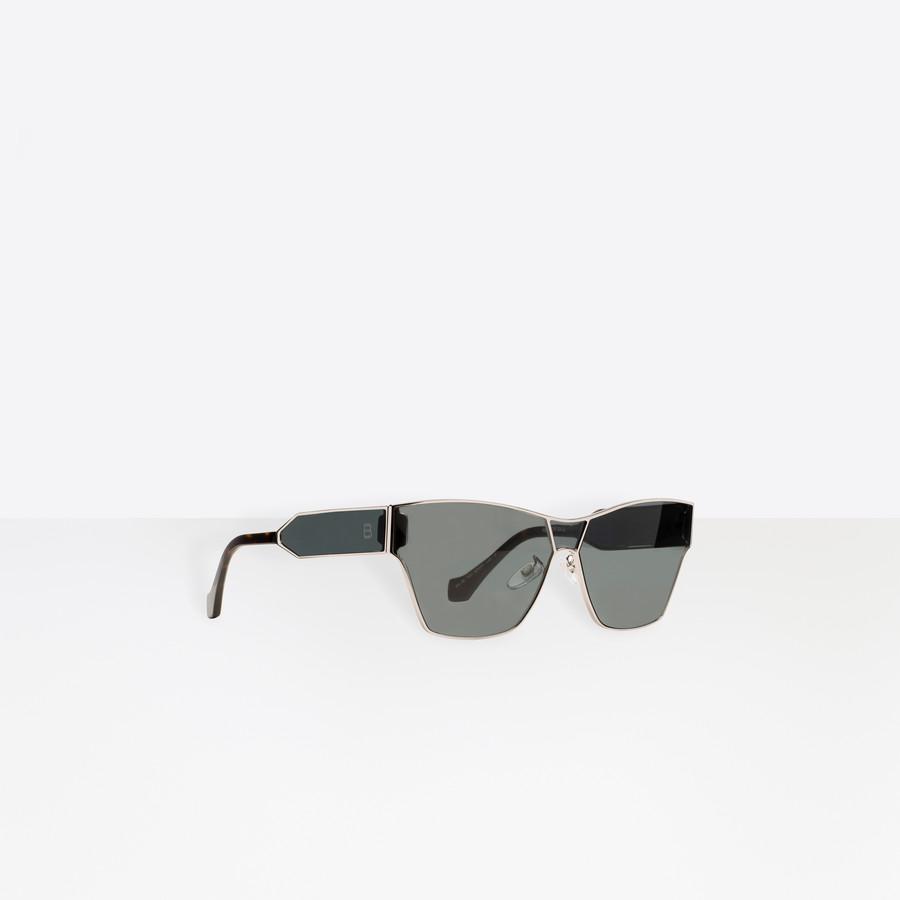 BALENCIAGA Geometric Sunglasses  Sunglasses D f