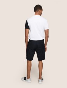 ARMANI EXCHANGE SIDE-ZIP CARGO SHORTS Shorts Man e