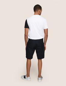 ARMANI EXCHANGE SIDE-ZIP CARGO SHORT Shorts Man e